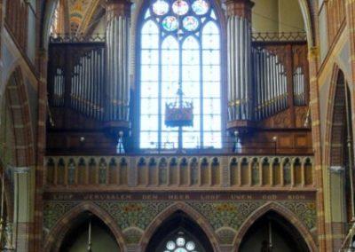 Lisse St.-Agathakerk