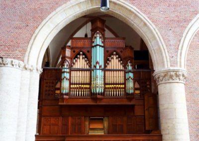 Leiden, Pieterskerk (Hill-orgel)