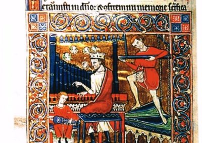 Orgelmuziek in de Middeleeuwen. Ideeën over context en uitvoering