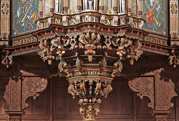 Andreas and Marten de Mare, organ makers of the renaissance. Part 2: Works of Andreas and Marten de Mare by Auke H. Vlagsma