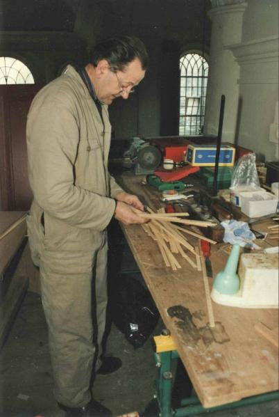 Bij het heengaan van orgelmaker Albert Hendrik de Graaf