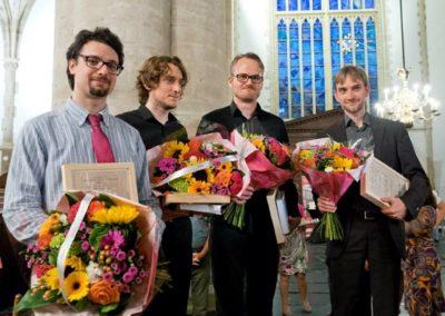 finale van het vijftigste internationale improvisatieconcours in Haarlem