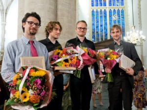 The finale of the 50th international improvisation competition in Haarlem by Sietze de Vries