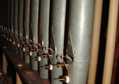 Twee Franssen-orgels gerestaureerd