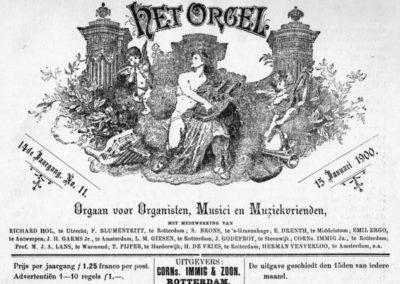 N.O.V. en de confessionalisering van het muziekleven 1890-1948. Van interconfessionele liefdadigheidsvereniging tot protestantse vakvereniging