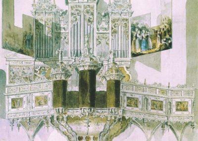 Het orgel in het vocale, liturgische oeuvre van Johann Sebastian Bach (I)