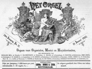 The N.O.V. [Dutch organists' association] and the confessionalization of Dutch musical life, 1890-1948. From inter-confessional charity organization to protestant professional  association by Petra van Langen