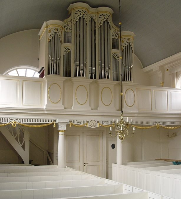 Ouderkerk aan de Amstel, Amstelkerk