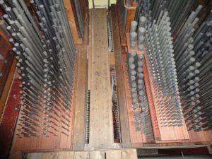 The Franssen organ in the Roman catholic church Sint-Jans Onthoofding in Liempde by Rogér van Dijk