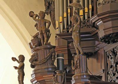 Van Tammen tot Worp. De eerste bespelers van het Schnitger-orgel van de Groninger Der Aa-kerk in de negentiende eeuw. Deel 1