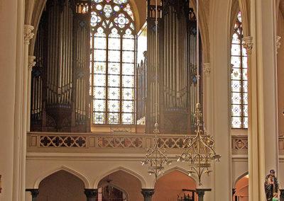 Het Ibach-orgel in de Broederenkerk te Deventer. Deel 1: bouw en geschiedenis