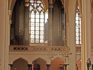 The Ibach organ in the Broederenkerk in Deventer. Part 1: building and history by Rogér van Dijk