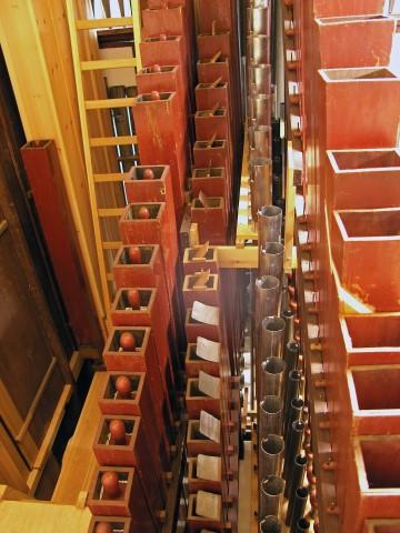 Ibach-orgel in de Broederenkerk te Deventer Deel 2: De restauratie door orgelmakers Gebr. van Vulpen by Rogér van Dijk