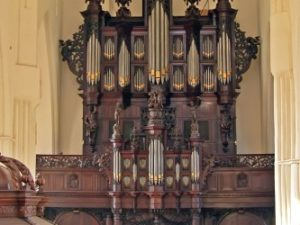 From Tammen to Worp: The first organists of the Schnitger organ in the Der Aa-kerk, Groningen, in the 19th century. Part 3: Willem Cammenga & Jan Worp by Victor Timmer