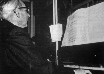 Pioneer op een schaakbord. Anthon van der Horst (1899-1965)