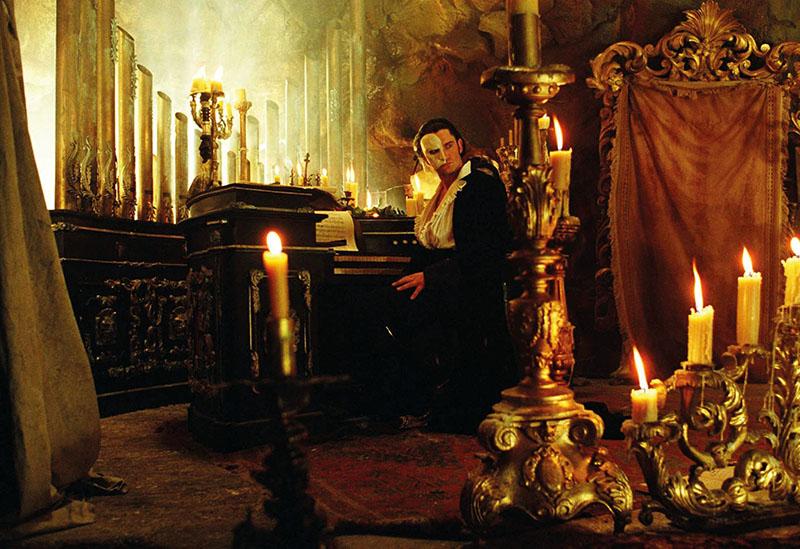 Een levensechte horrorfilm: de organist als monster of held