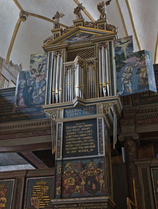 Van Sønderborg tot Midwolde. Iets over eenvoudige registermechanieken bij oudere orgels