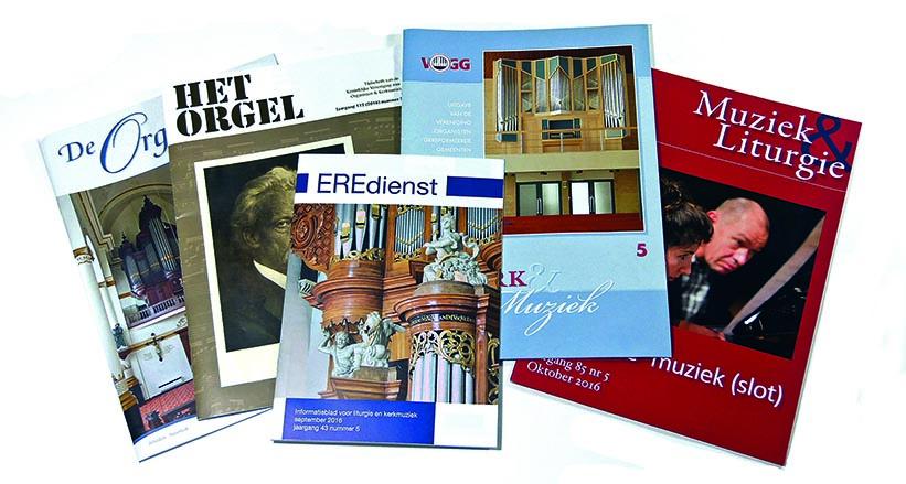 Muziek & religiegeschiedenis. Nederlandse organistenverenigingen 1890-2015.