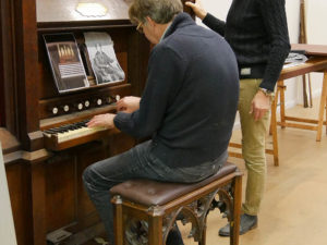 An English organ island in Groningen. Interview with Fokke-Rinke Feenstra & Luuk Sikkema by Jan Smelik