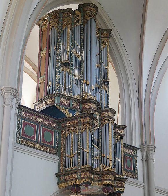 Het Niehoff-orgel uit de Sint-Jan van Gouda. Van renaissance-orgel tot lege kassen in Abcoude