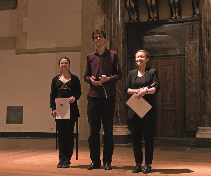 Het Internationaal Martini Orgelconcours Groningen 2017