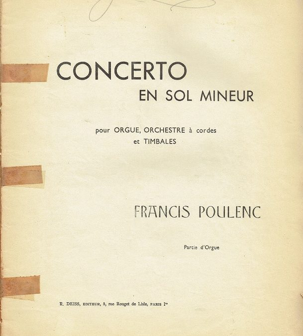 The organ in the concert hall (4 – conclusion) by René Verwer