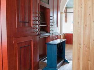 The Mattheus de Crane organ in the Hervormde Kerk in Waspik by Peter van Dijk