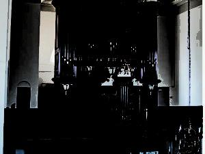 Three organs of the third Bätz generation restored by Sietze de Vries
