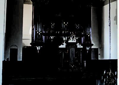 Drie orgels van de derde Bätz-generatie gerestaureerd
