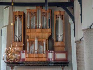 The origins of the Frobenius organ in Oude-Tonge by Wim Visser