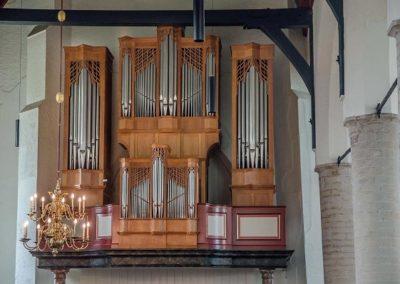 De totstandkoming van het Frobenius-orgel in Oude-Tonge