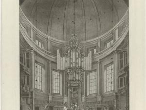 Het Hoornbeeck-orgel in de Nieuwe Lutherse Kerk te Amsterdam