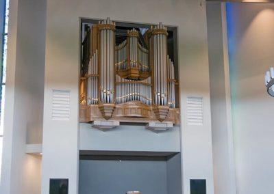 Twee nieuwe orgels voor Nieuw-Beijerland