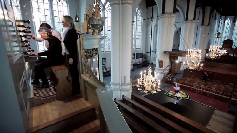 Het orgel als spiritueel instrument