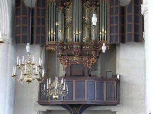 Leven en werk van orgelmaker Albert Kiespenning