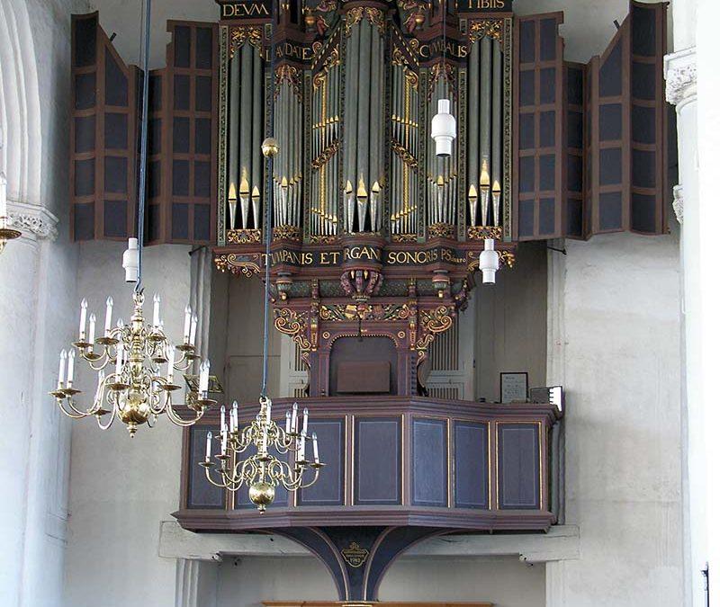 Life and work of the organ maker Albert Kiespenning