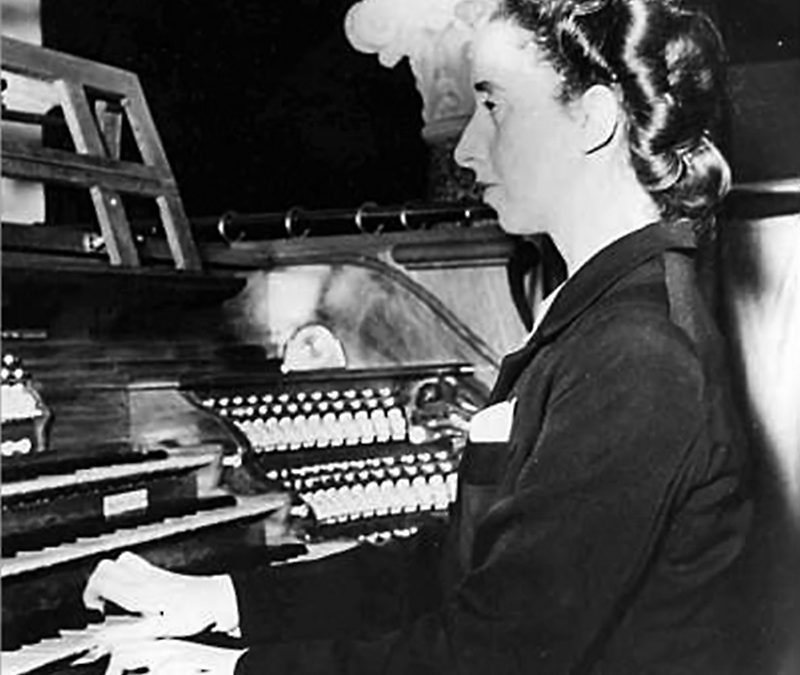 'Queen of the organ' – Jeanne Demessieux remembered. Part 1