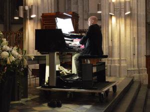 Hauptwerk in de Dom van Utrecht