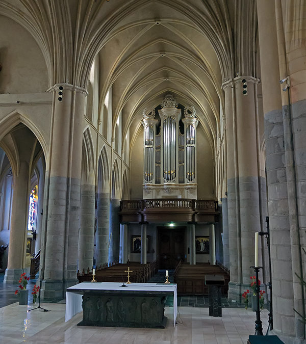 Orgelgeschiedenis van de Sint-Christoffelkathedraal te Roermond met bijzondere aandacht voor de recente renovatie