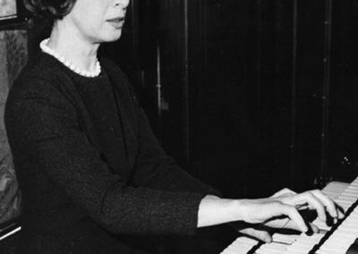 'Koningin van het orgel'. Jeanne Demessieux herdacht. Deel 2 (slot)