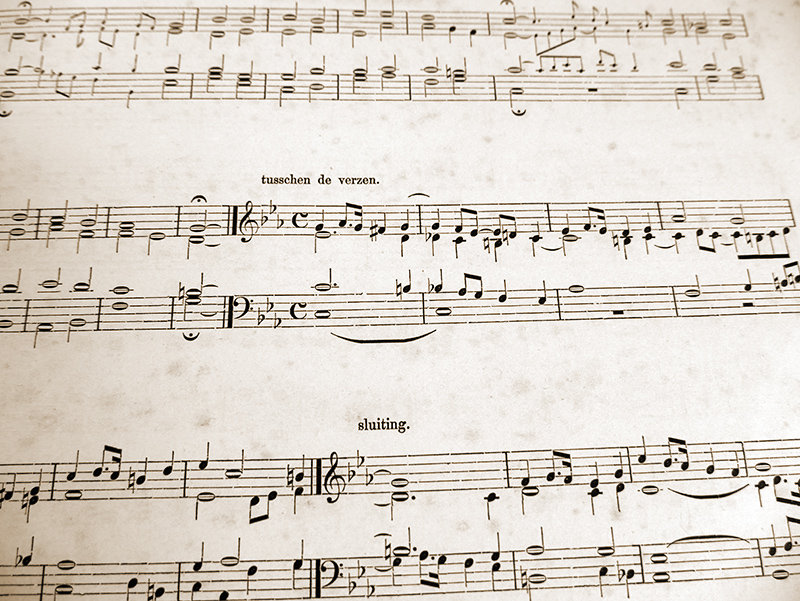 Organ use in protestant church services between 1886 and 1938. Part 2