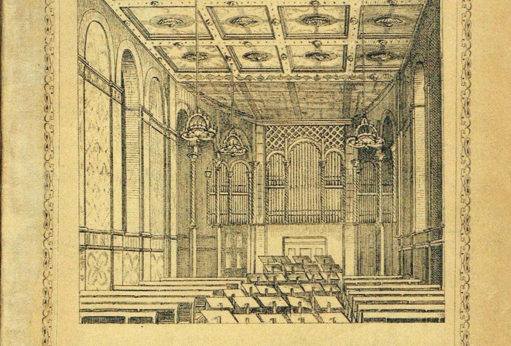 Stijlontwikkeling bij orgelmaker Joseph Binvignat
