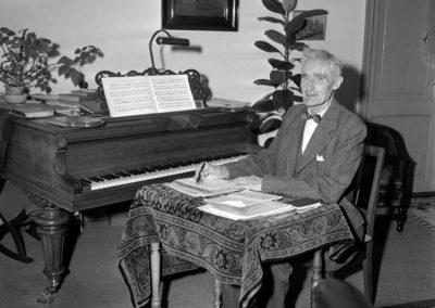 Leo Mens in 1959