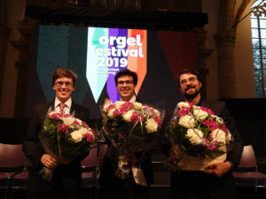 The 13th International Schnitger organ competition – Pieter van Dijk & Frank van Wijk