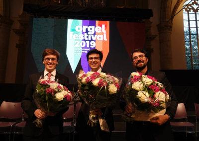 Het dertiende Internationale Schnitger-orgelconcours