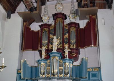 Barent Smit, orgelmaker in Hoorn en in Engeland
