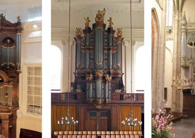 'Een orgel is een machine, maar er wordt wel magie bedreven' – Interview met drie bespelers van beroemde Bätz-orgels: Sander van den Houten, Jan Hage en Matthias Havinga