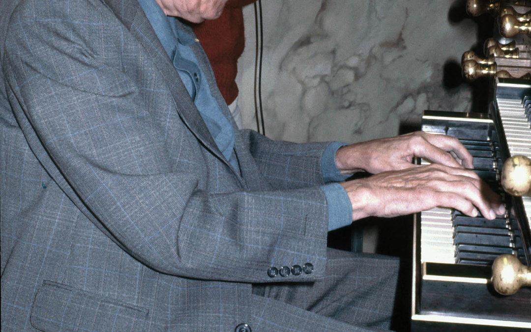Een nieuwe uitgave van de 'Psalmen voor orgel' van Cor Kee