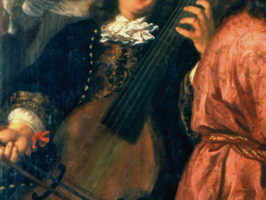 The Ciaconna in e by Dieterich Buxtehude is too short.  The number of variations in works with ostinato basses in the 17th and 18th centuries in Germany