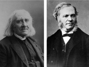 'Mon bon Monsieur Liszt' – César Franck en Franz Liszt